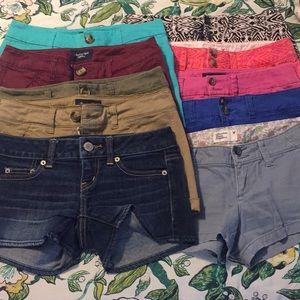 AEO Shorts Bundle